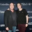 Bobby Farrelly The Thuzio Party During Super Bowl Weekend