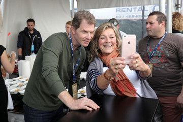 Bobby Flay Food Network & Cooking Channel New York City Wine & Food Festival Presented by Coca-Cola