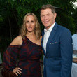 Bobby Flay Hamptons Magazine Celebrates Cover Star Bobby Flay