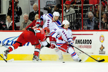 Bobby Sanguinetti New York Rangers v Carolina Hurricanes