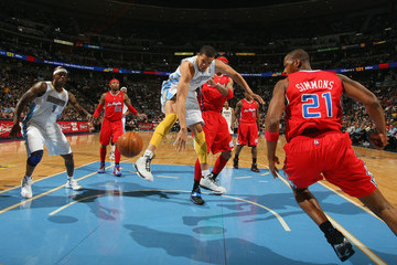 Bobby Simmons Los Angeles Clippers v Denver Nuggets