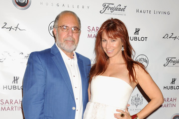 Bobby Zarin Haute Living Hublot And Ferrari Honor Domingo Zapata For Art Basel 2012