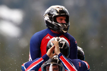 Henry Nwume Bobsleigh - Day 16
