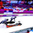 Americans Steven Holcomb and Steven Langton raced their way to a historic bronze medal finish.