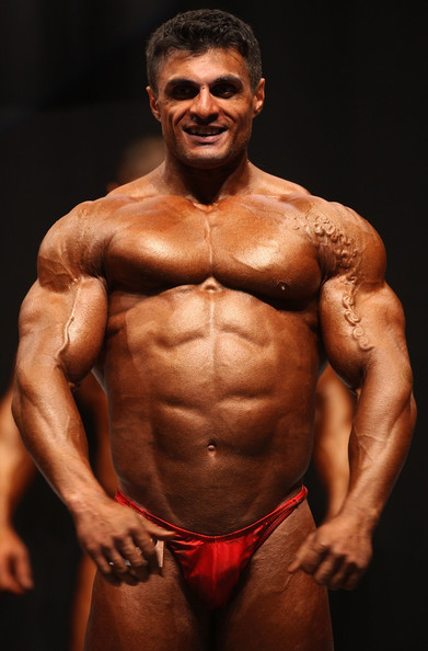 Bodybuilders From Around The World Vie For The Title Of Mr