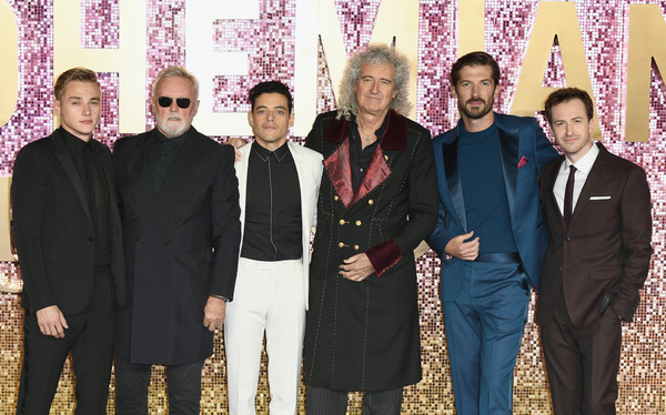 'Bohemian Rhapsody' World Premiere At The SSE Arena Wembley - 1 of 32