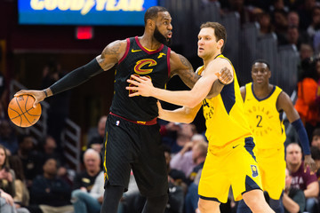 Bojan Bogdanovic Indiana Pacers vs. Cleveland Cavaliers - Game Two