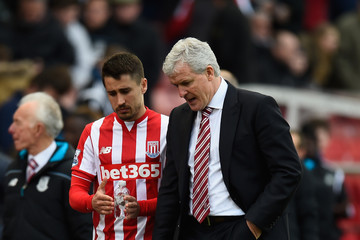 Bojan Stoke City v Swansea City - Premier League