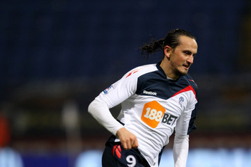 Tuncay Bolton Wanderers v Macclesfield Town - FA Cup Third Round Replay