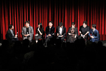 Bong Joon Ho Choi Woo-Shik The Academy Of Motion Pictures Arts And Sciences Hosts Screening Of 'Parasite'