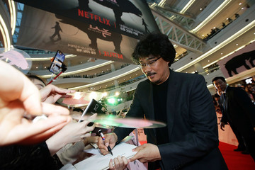 Bong Joon Ho 'Okja' Korea Red Carpet Premiere