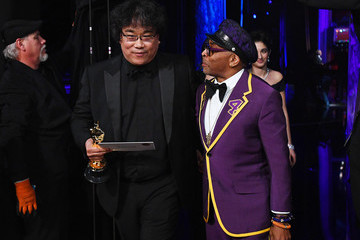 Bong Joon Ho 92nd Annual Academy Awards - Backstage