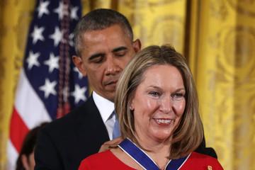 Bonnie Carroll President Obama Presents the Presidential Medal of Freedom Awards