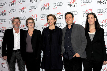 Bonnie Curtis AFI FEST 2013 Presented By Audi Conversation With Annette Bening - Arrivals