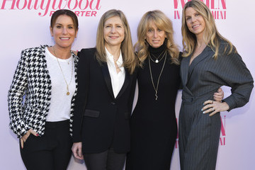 Bonnie Hammer The Hollywood Reporter's Annual Women in Entertainment Breakfast Gala - Arrivals