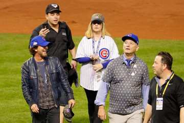 Bonnie Hunt World Series - Chicago Cubs v Cleveland Indians - Game Seven