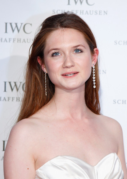 Bonnie Wright - IWC Filmmakers Dinner At Eden Roc - Red Carpet Arrivals - 65th Annual Cannes Film Festival