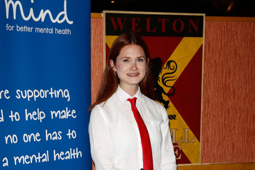 Bonnie Wright 'Dead Poet's Society' Screening in London