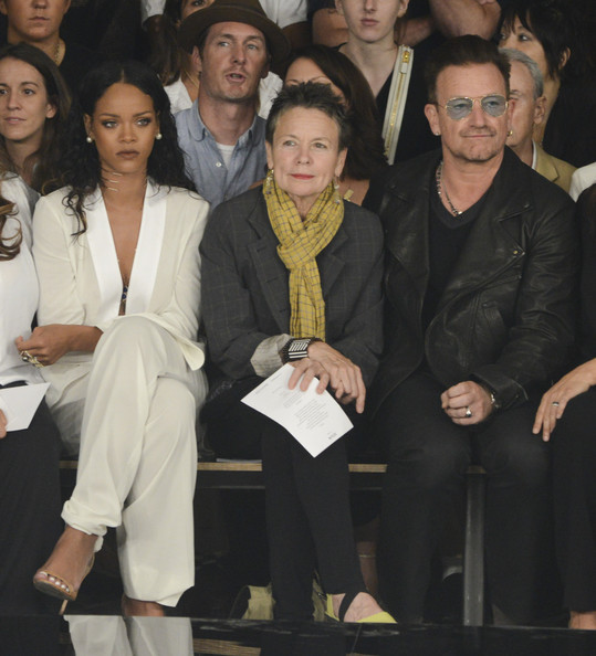 Edun - Front Row - Mercedes-Benz Fashion Week Spring 2015