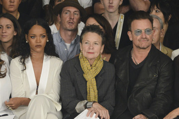 Bono Edun - Front Row - Mercedes-Benz Fashion Week Spring 2015
