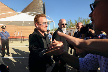 Bono 'It Begins With Me. How The World Can End Hunger In Our Lifetime' Event