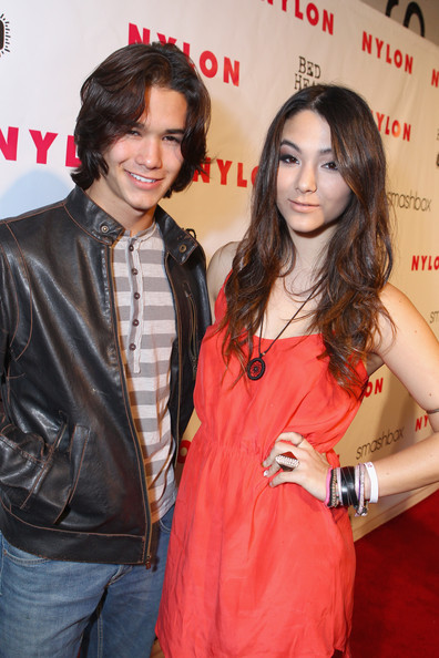 Boo Boo Stewart - NYLON Magazine 13th Anniversary Celebration