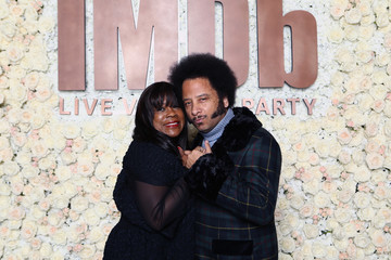 Boots Riley IMDb LIVE Viewing Party