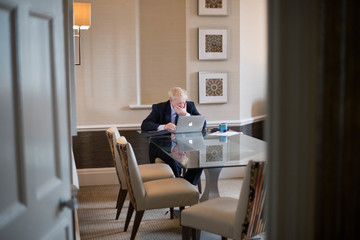 Boris Johnson News Pictures of The Week - October 3