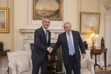 Boris Johnson European Best Pictures Of The Day - October 15, 2019