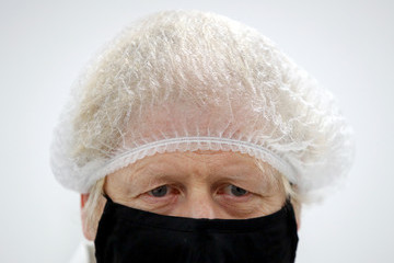 Boris Johnson European Best Pictures Of The Day - February 09