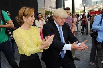 Boris Johnson Boris Johnson Launches Big Dance