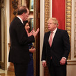 Boris Johnson The Duke And Duchess Of Cambridge Host A Reception To Mark The UK-Africa Investment Summit