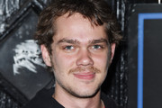 "Actor Ellar Coltrane attends the ""Born To Be Blue"" New York Screening at Blue Note Jazz Club on March 24, 2016 in New York City."