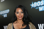 Vanessa Simmons attends Bossip Best Dressed List Event on July 31, 2018 in Los Angeles, California.