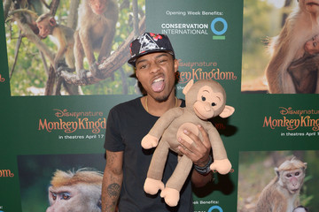 "Bow Wow World Premiere Of Disney's ""Monkey Kingdom"""