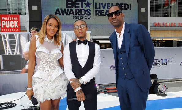 Stage Pre-Show at the BET Awards