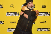"Joey Fatone attends the ""The Boy Band Con: The Lou Pearlman Story"" Premiere - 2019 SXSW Conference and Festivals at Paramount Theatre on March 13, 2019 in Austin, Texas."