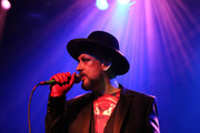 Boy George Performs in NYC
