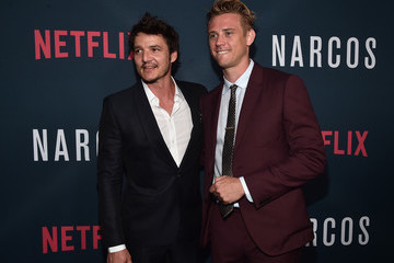 Boyd Holbrook Premiere of Netflix's 'Narcos' Season 2 - Red Carpet