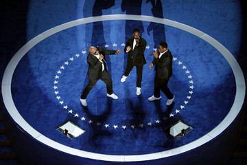 Boyz II Men Democratic National Convention: Day One
