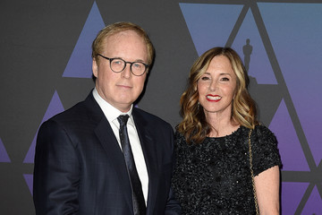 Brad Bird Elizabeth Canney Academy Of Motion Picture Arts And Sciences' 10th Annual Governors Awards - Arrivals