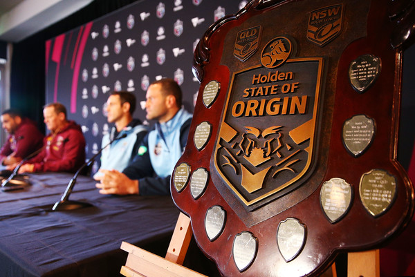 State Of Origin Media Opportunity [games,wood,greg inglis,kevin walters,brad fittler,boyd cordner,origin media opportunity,media,state,melbourne cricket ground,queensland maroons,new south wales blues]