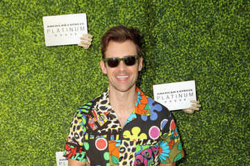 Brad Goreski American Express Platinum House at The Parker Palm Springs