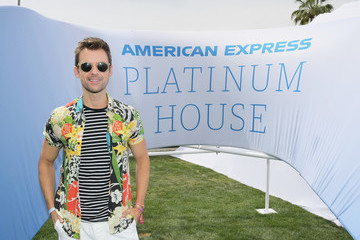 Brad Goreski American Express Platinum House at the Parker Palm Springs 2018