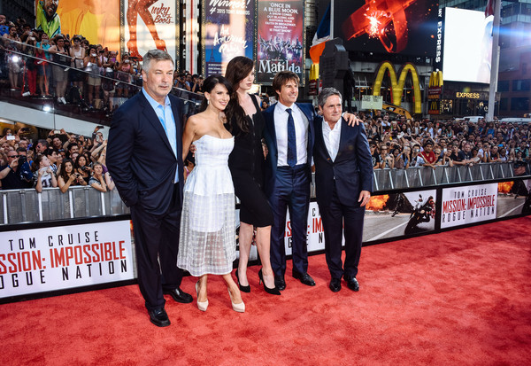 'Mission Impossible - Rogue Nation' New York Premiere - Outside Arrivals