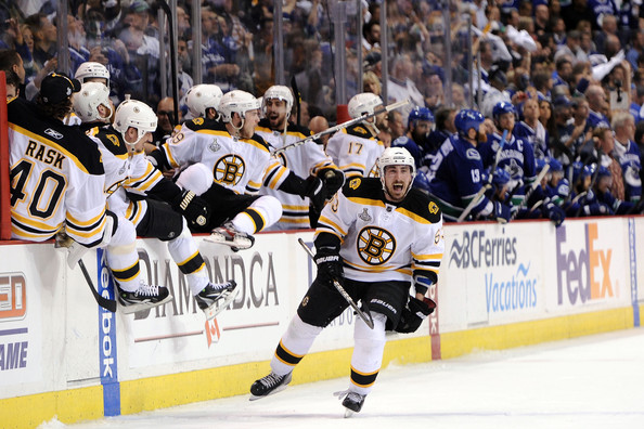 Boston Bruins v Vancouver Canucks - Game Seven