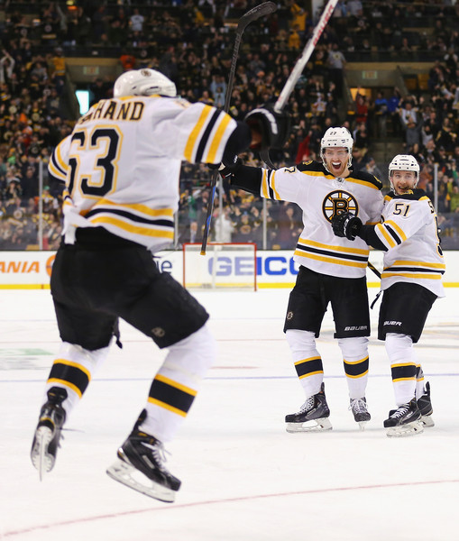 Brad Marchand And Dougie Hamilton Photos Photos