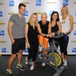 Brad Minor Kristen Bell Teams Up with SoulCycle