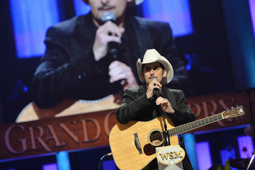 Brad Paisley The Funeral Service for George Jones