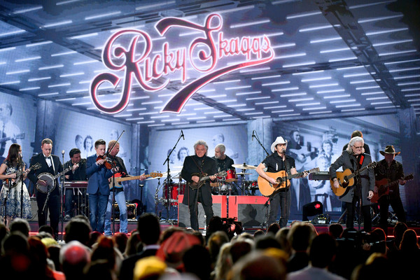 Brad Paisley Ricky Skaggs Photos - 1 of 40